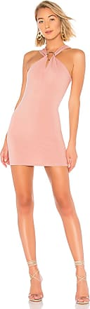 by the way. Mia O Ring Bodycon Dress in Mauve