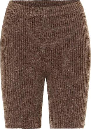 Nanushka Shorts Sui aus Strick