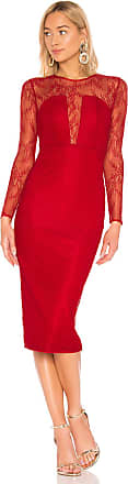 Michael Costello X REVOLVE Sunny Dress in Red