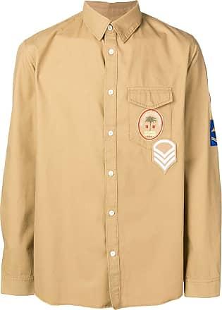Zadig & Voltaire patch shirt - Neutrals