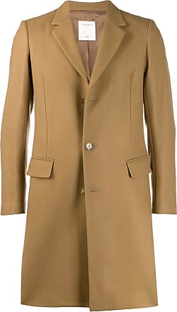 Sandro Apollo camel coat - Brown