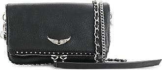 Zadig & Voltaire Nano studded mini bag - Black