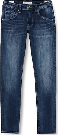 Pepe Jeans London Mens Zinc Straight Jeans, Blue (Denim 000), W36/L32 (Size: 36)