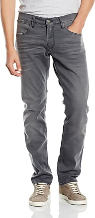 French Connection Mens James Slim Jeans, Grey (Grey Wash), W36/L34 (Size:36/34)