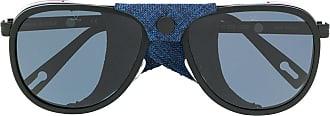 Vuarnet Óculos de sol aviador Glacier 1315 - Preto