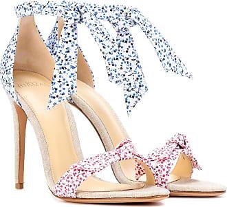 Alexandre Birman Lovely Clarita floral-printed sandals
