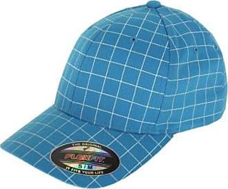 Flexfit Squarline Cap Baseball Cap S//M Dunkelgrau Grau