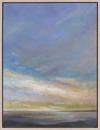 Paragon Picture Gallery Coastal Clouds III Wall Art - 3926
