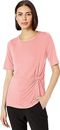 Lark /& Ro Camiseta de punto con manga de tres cuartos para mujer Marca