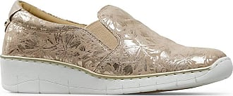 Van Dal Womens Ripple Wedge Heeled Slip-On Loafers 3017970 6.5 UK