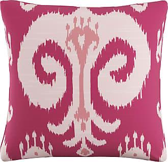 Skyline Furniture 20 in. Himalaya Raspberry Feather Fill Pillow - PL20HMLRSP