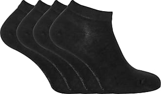 12 Pair Pack Ladies//gents  Breathable Bamboo Ankle Trainer Socks Shoe Liners