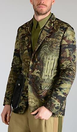Givenchy Printed Nylon Blazer with Removable Pocket Größe 50 c956d2d3a8
