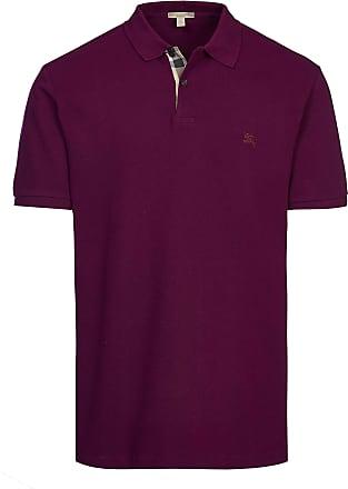Burberry Brit Poloshirt, Violet (XXXL)