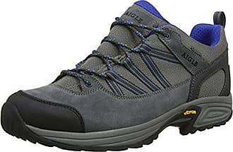 3198074c Aigle Mooven Gore-Tex, Zapatos de Low Rise Senderismo para Hombre, Gris (
