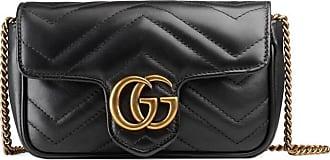 Gucci Marmont - GG Marmont matelassé leather super mini bag