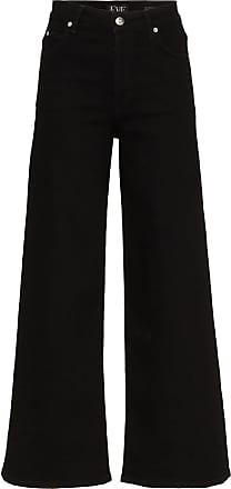 Eve Denim Calça jeans pantacourt - Preto