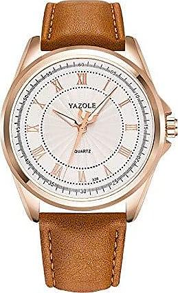 Yazole Relógios de Luxo em Aço Inoxidável YAZOLE D336 (5)