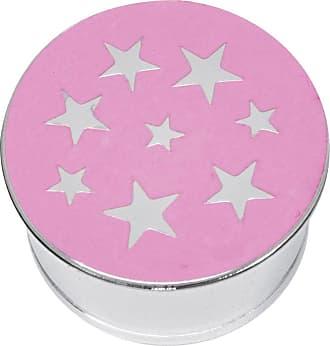 Wildcat Impression Stars on Pink