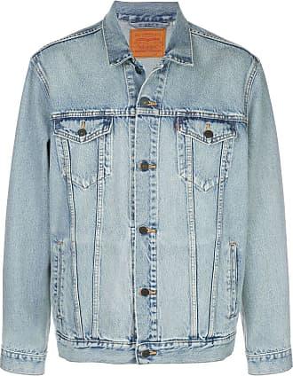 Wardrobe.NYC Jaqueta jeans x Levis Release 04 - Azul