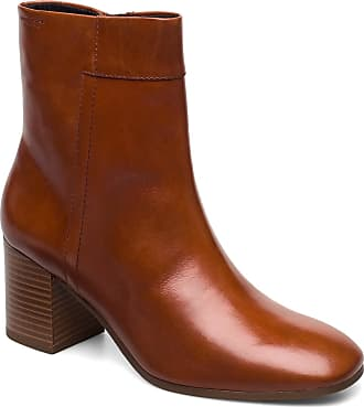 Vagabond Nicole Shoes Boots Ankle Boots Ankle Boots With Heel Brun VAGABOND