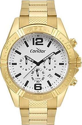 Condor Relógio Condor Masculino Civic Cronógrafo Dourado COVD33A34AA/4B