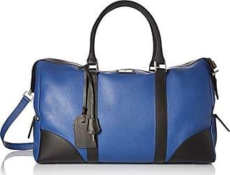 755e5c74ce1 Bruno Magli Mens Bicolor Briefcase Duffle Bag