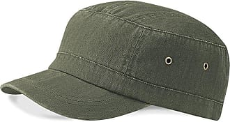 Beechfield Urban Army Cap, Vintage Olive