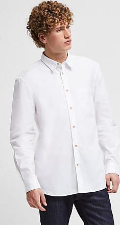 French Connection Garment Dye Poplin Shirt