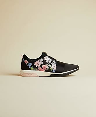 Ted Baker Pergola Running Trainers in Black FRANZII, Womens Accessories
