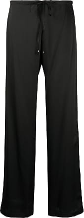 La Perla straight-leg sleeping trousers - Black