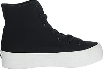 Calvin Klein Jeans Zabrina Trainers Black 7 UK