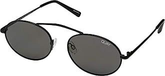 Quay Eyeware Final Stand (Black/Smoke) Fashion Sunglasses