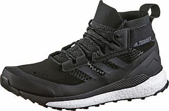 adidas Terrex Free Hiker GTX Wanderschuhe Herren in core black, Größe: 44