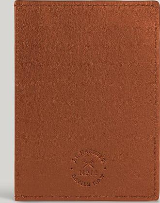 No.14 Savile Row No. 14 Leather Jacket Wallet   Tan