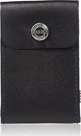 Herschel Supply Co. Mens Cadet Leather Wallet, black, One Size