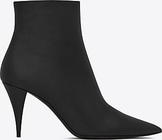 Damen Stiefeletten in Schwarz von Saint Laurent®   Stylight