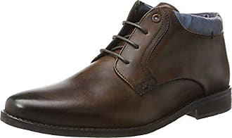Homme 80803 Bottines Salamander Navy 04 Marron Brown Marron Classiques EU 43 31 AFxAqIT