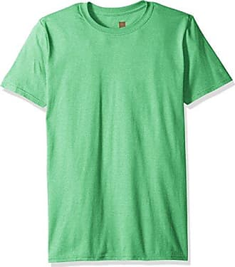 Gold Toe Mens Crew Neck T-Shirt, Green, Large