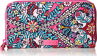 Vera Bradley Iconic RFID Georgia Wallet, Signature Cotton, Kaleidoscope