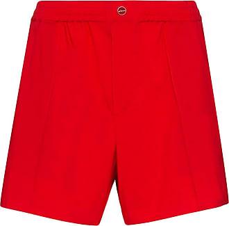 Kiton Bermuda esportiva - Vermelho