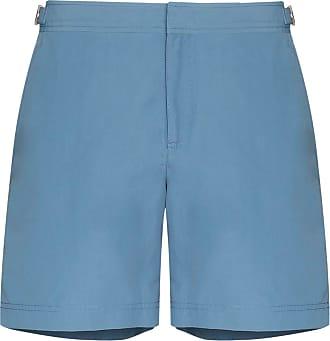 Orlebar Brown Short de natação Bulldog - Azul