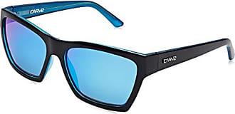 67b3d2fc65 CARVE Hostile Gafas de Sol, Black/Clear BLU Rev, 68 para Hombre