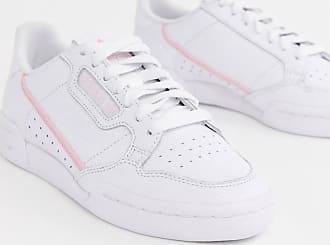 adidas Originals Continental 80 - Sneaker in Weiß und Rosa