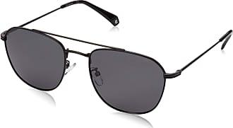 Polaroid Mens PLD 2084/G/S Sunglasses, Black, 57
