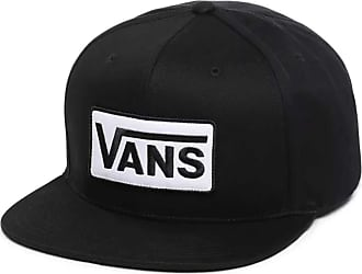 Vans Patch Snapback Mens Cap - Black - One size
