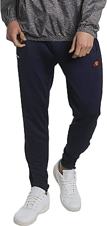 Ellesse Men Sweat Pants Black Run Blue XL