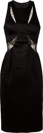 Tufi Duek Vestido tubinho com recortes - 50