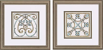 Paragon Picture Gallery Coventry II by KH Studio - Set of 2 Wall Art - 2472