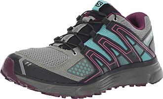 Salomon Damen XA Pro 3D W, Trailrunning Schuhe, grau (stormy